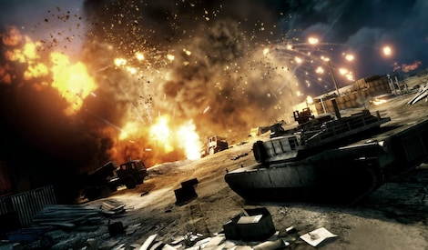 Battlefield 3 Origin Key GLOBAL - gameplay - 4