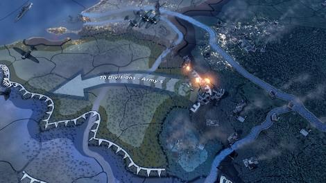 Hearts of Iron IV: Cadet Edition Steam Key GLOBAL - rozgrywka - 6