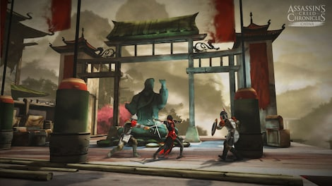 Assassin's Creed Chronicles: China Uplay Key GLOBAL - gameplay - 6
