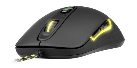 M2, Gaming Mouse, Optical