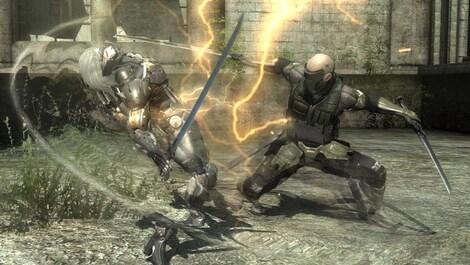 Metal Gear Rising: Revengeance Steam Key EUROPE - gameplay - 21