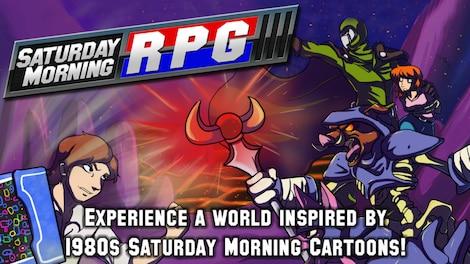 Saturday Morning RPG Steam Key GLOBAL - gameplay - 5