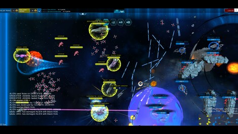Astro Lords: Oort Cloud - Defend the Pluto Station 35 GLOBAL Key - screenshot - 11