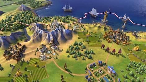 Sid Meier's Civilization VI Steam Key RU/CIS - gameplay - 4