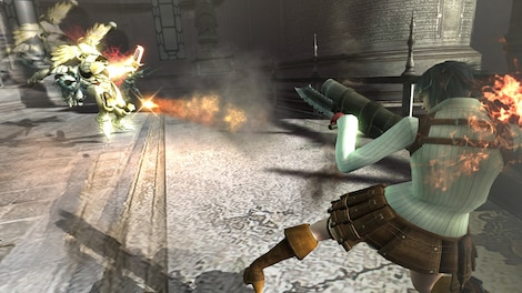 Devil May Cry 4 Special Edition Steam Key GLOBAL - gameplay - 4