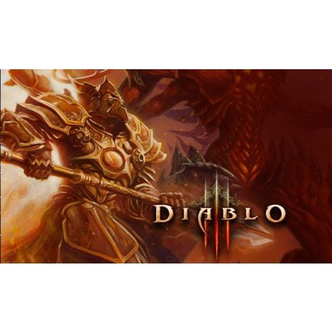 Diablo 3 Blizzard Key PC GLOBAL - gameplay - 2