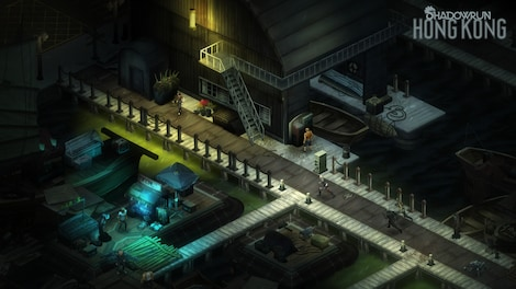Shadowrun: Hong Kong - Extended Edition Steam Key GLOBAL - gameplay - 12