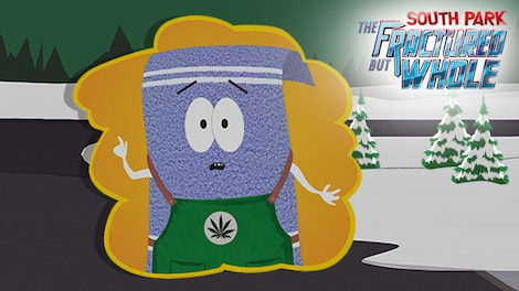 South Park: The Fractured But Whole - Towelie: Your Gaming Bud Uplay Key NORTH AMERICA