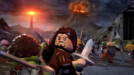 LEGO Lord of the Rings Steam Key GLOBAL - gameplay - 10