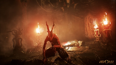 Agony Steam Key EUROPE - gameplay - 8