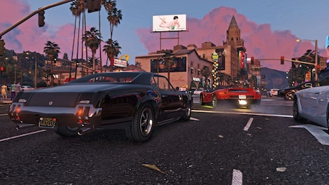 Grand Theft Auto V Rockstar Key GLOBAL - Gameplay - 20