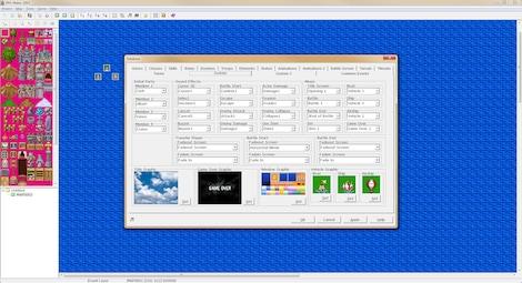 RPG Maker 2003 Steam Key GLOBAL - screenshot - 5