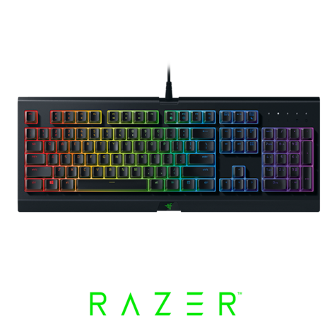 Razer Cynosa Chroma Black