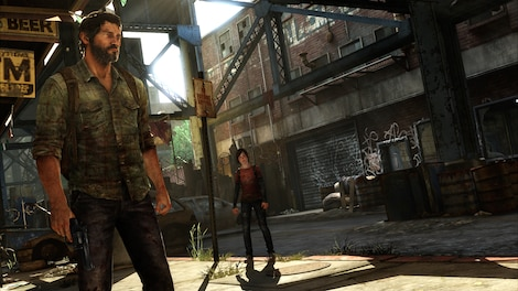 The Last of Us Remastered PSN Key PS4 NORTH AMERICA - gameplay - 24