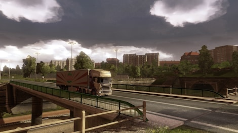 Euro Truck Simulator 2 Legendary Edition Steam Key GLOBAL