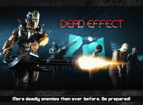 Dead Effect Steam Key GLOBAL - rozgrywka - 8