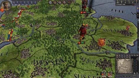 Crusader Kings II Steam Key GLOBAL - gameplay - 6