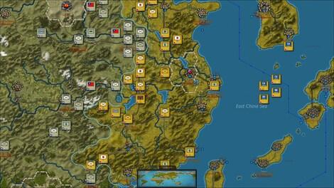 Strategic Command WWII: World at War Steam Key GLOBAL