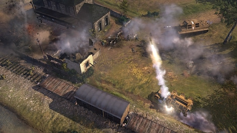 Company of Heroes 2 - The Western Front Armies Key Steam GLOBAL - screenshot - 3