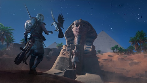 Assassin's Creed Origins Uplay Key ROW - gameplay - 3
