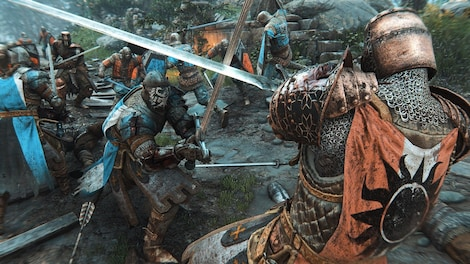For Honor Uplay Key ROW - gameplay - 8
