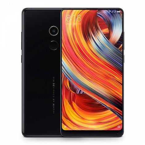 Xiaomi Mi Mix 2 4G Phablet 64GB ROM - BLACK 227