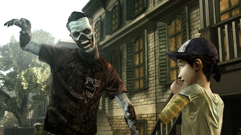 The Walking Dead: The Complete First Season PSN Key PS4 NORTH AMERICA - gameplay - 14