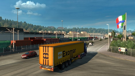 Euro Truck Simulator 2 - Italia Key Steam PC GLOBAL - screenshot - 8