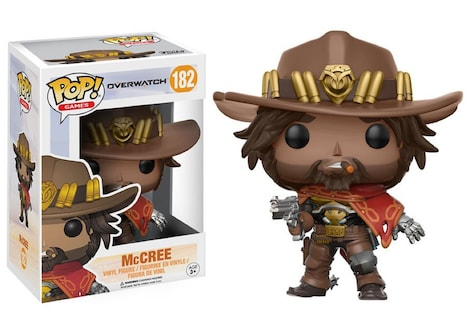Funko Pop! Vinyl: Games - Overwatch - McCree
