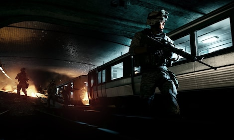 Battlefield 3 Origin Key GLOBAL - gameplay - 9