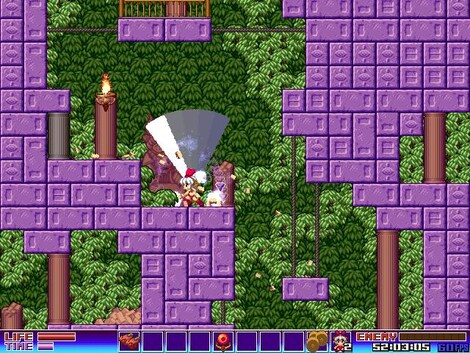 Bunny Must Die! Chelsea and the 7 Devils Steam Key GLOBAL - gameplay - 6