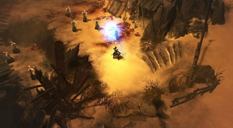 Diablo 3 Blizzard Key PC EUROPE - gameplay - 12