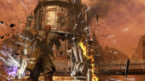 Red Faction Guerrilla Re-Mars-tered Steam Key GLOBAL - rozgrywka - 5