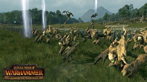 Total War: WARHAMMER - The Realm of the Wood Elves Key Steam GLOBAL - screenshot - 7