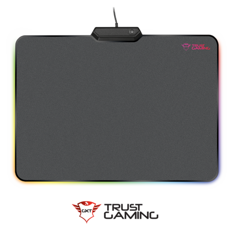 Trust Gaming GXT 760 Glide RGB Plastic Multi-Colored