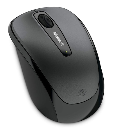 Microsoft Wireless Mobile mouse 3500, USB, ER, English, White/Flowers, Retail