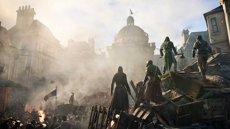 Assassin's Creed Unity XBOX LIVE Key GLOBAL - gameplay - 13