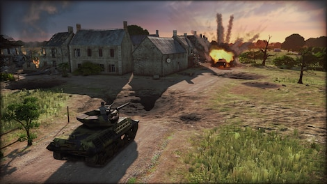 Steel Division: Normandy 44 Steam Key GLOBAL - gameplay - 10