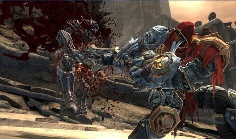 Darksiders Franchise Pack Steam Key GLOBAL - gameplay - 6