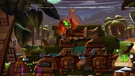 Worms Clan Wars Steam Key GLOBAL - gameplay - 4