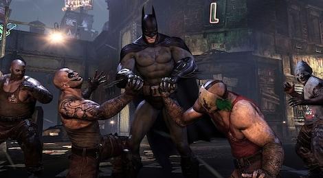 Batman: Arkham City GOTY Edition Steam Key GLOBAL - jugabilidad- 6