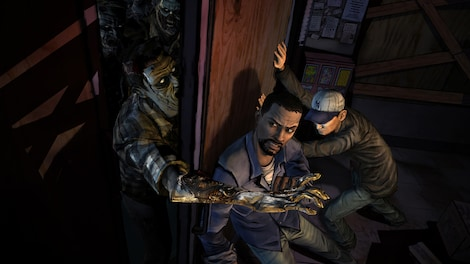 The Walking Dead: The Complete First Season PSN Key PS4 NORTH AMERICA - gameplay - 13