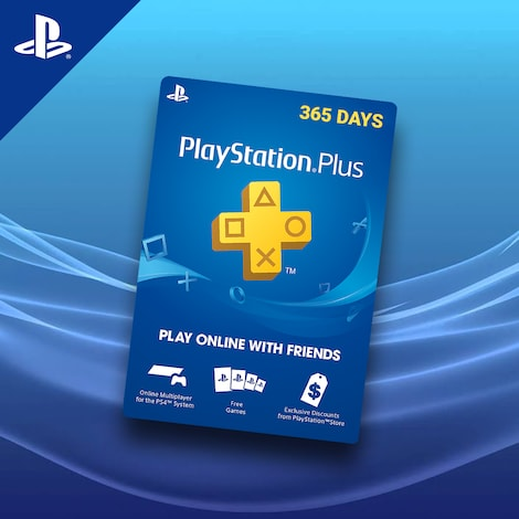 psn plus card