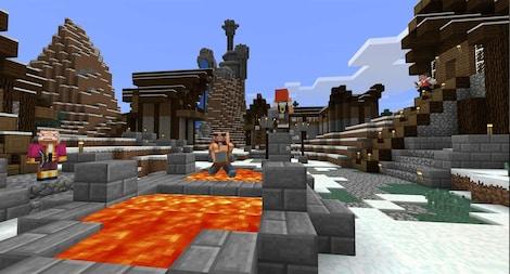 Minecraft: Windows 10 Edition Microsoft Key GLOBAL - ゲームプレイ - 4