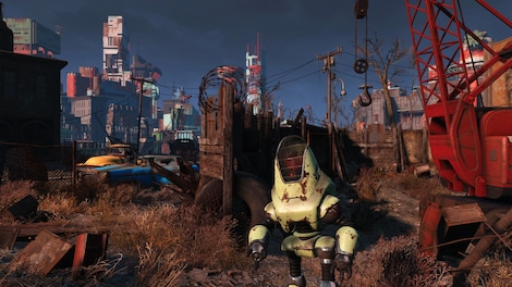Fallout 4: Game of the Year Edition Steam Key PC GLOBAL - gameplay - 5