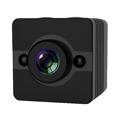 ( Waterproof ) Mini Camera HD 1080P Cameras Black