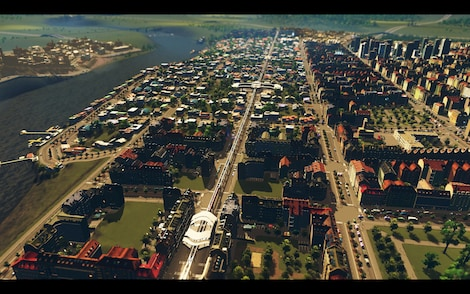 Cities: Skylines - Mass Transit Key Steam GLOBAL - screenshot - 7