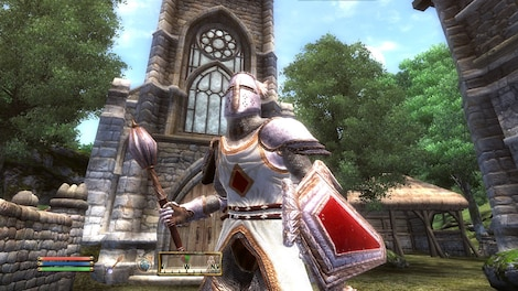 The Elder Scrolls IV: Oblivion Game of the Year Edition Deluxe Steam Key GLOBAL - gameplay - 15
