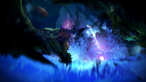 Ori and the Blind Forest Steam Key GLOBAL - gameplay - 4