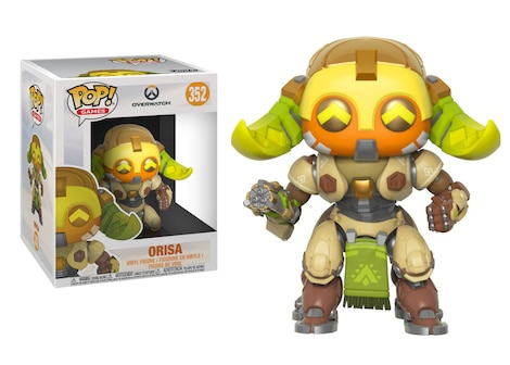 Funko Pop! Vinyl: Games - Overwatch - Orisa